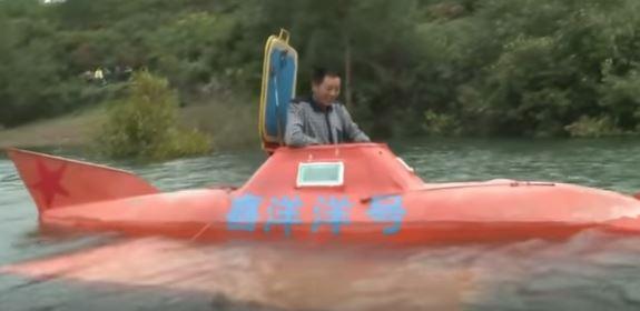 Καταπληκτικό video με χειροποίητες δημιουργίες! Χειροποίητο υποβρύχιο, ελικόπτερο μέχρι και μηχανοκίνητη πολυθρόνα!