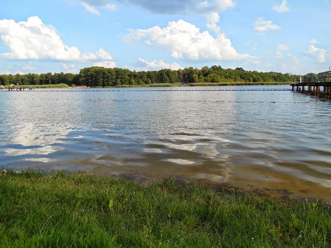 ośrodek wypoczynkowy nad Jeziorem Wojnowskim