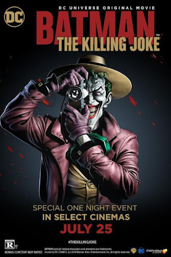 Batman: The Killing Joke (BRRip 720p Dual Latino / Ingles) (2016)