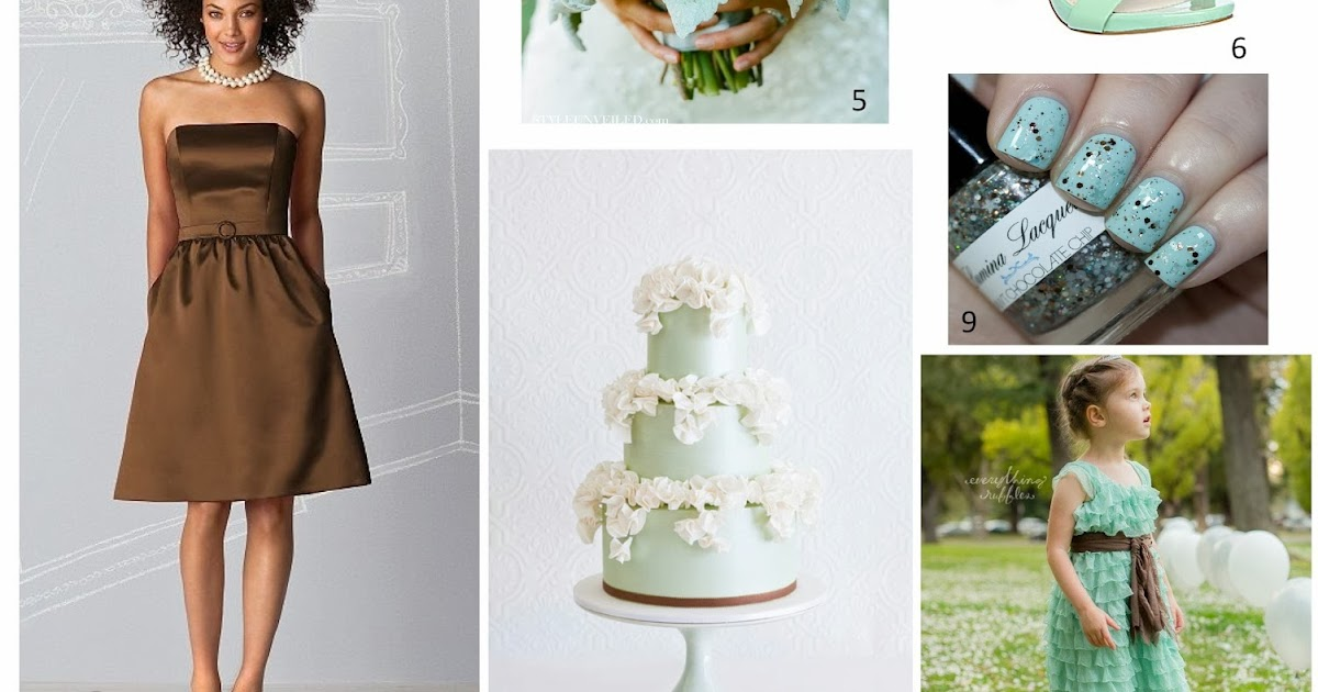 The Blog: Inspiration Board: Mint