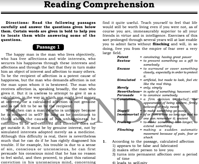 english reading comprehension tips practice exercises answers pdf matterhere. Black Bedroom Furniture Sets. Home Design Ideas