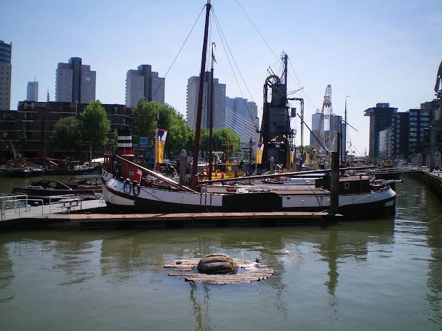 Museo del puerto Viejo - Oude Haven - Rotterdam