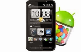 htc hd2 android 4.2