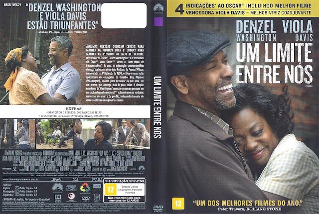 Capa DVD Um Limite Entre Nós