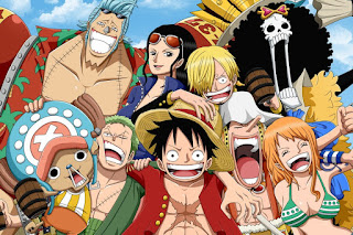 One Piece – Episódio 128 – O Banquete dos Piratas e o Plano Para Escapar de Alabasta!