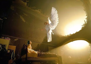 THE ANGEL VISIT TOO PASTOR BRANI DUYON
