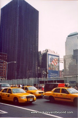 yellow cabs in NYC