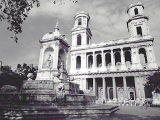 igreja de Saint-Sulpice