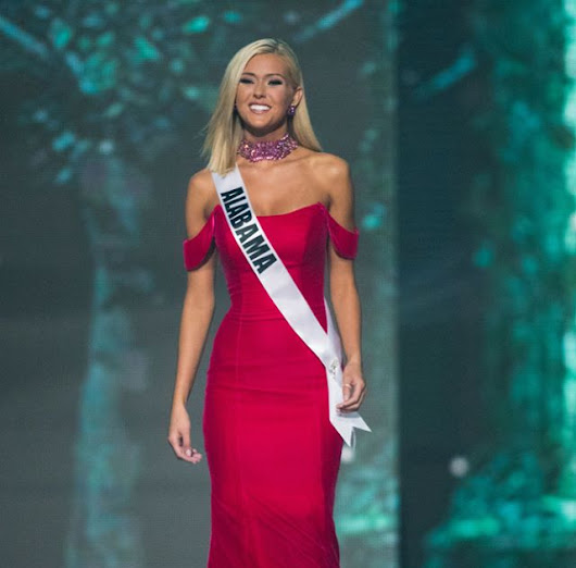 MISS USA 2017: Preliminary Competition - Evening Gown