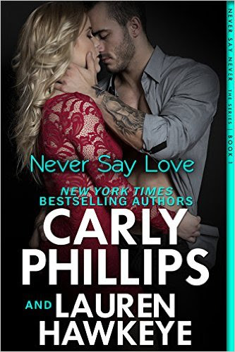 Bookschatter Never Say Love Never Say Never 1 Carly