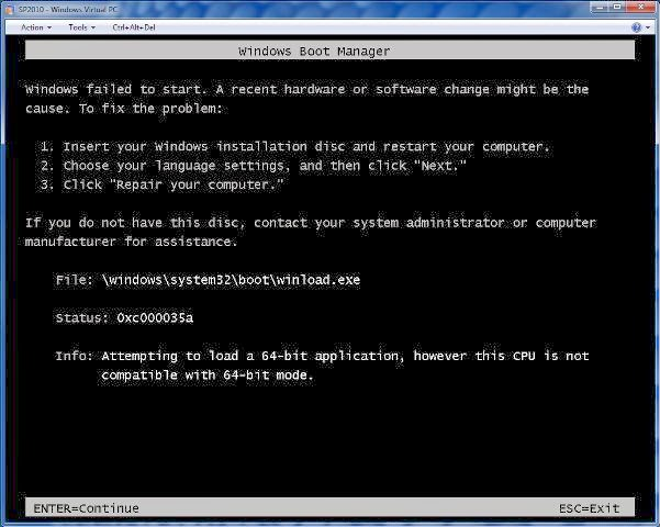 How to Repair a Windows 7 System When Boot Fail with an Installation Disc