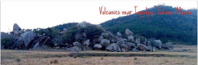 photo by susan smith nash, ph.d. - volcanics near tapalpa, jalisco