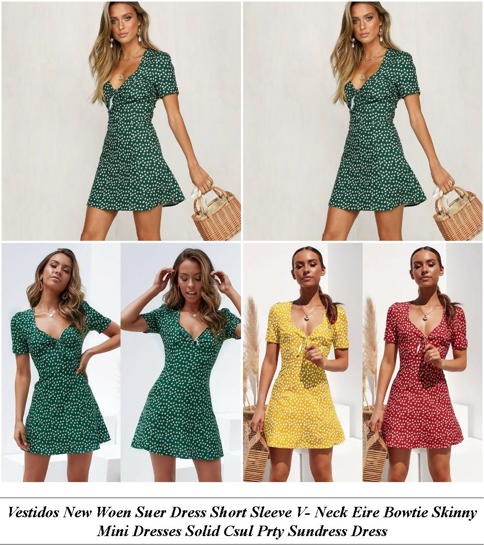 Casual Summer Dresses - Everythings On Sale During Christmas In July - Pretty Woman Red Dress Designer