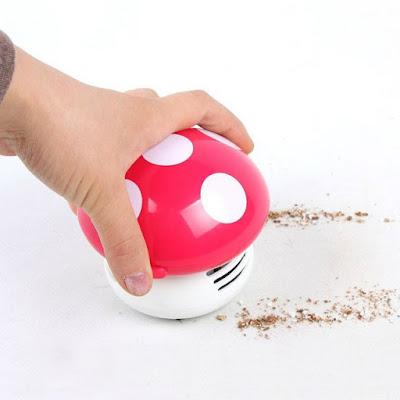 Mini Mushroom Vacuum