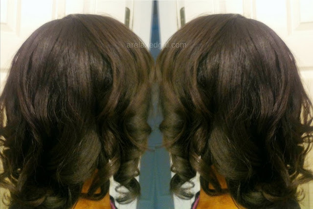 Relaxer touch up results: Second of 2014 | arelaxedgal.com