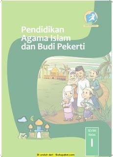 Buku PAI Kelas 1 Kurikulum 2013
