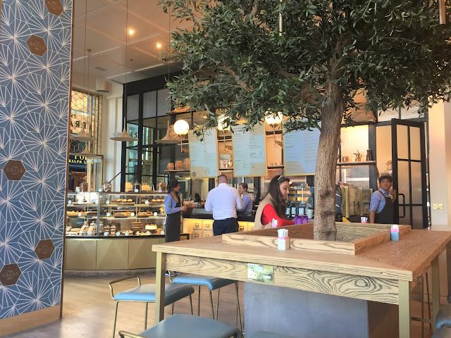 Citywalk The Brass Cafe - Best coffee shops in Dubai - Vegan Dubai Guide