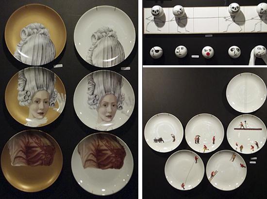 quadros, decoração, mural de pratos, puxadores, a casa eh sua, molduras