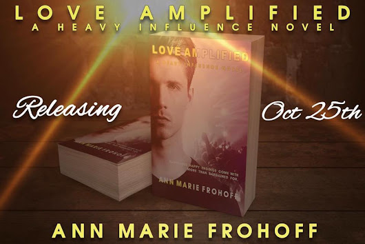 Release Day Review, Excerpt & Giveaway:Love Amplified by Ann Marie Frohoff