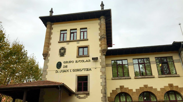 Fachada principal del edificio histórico