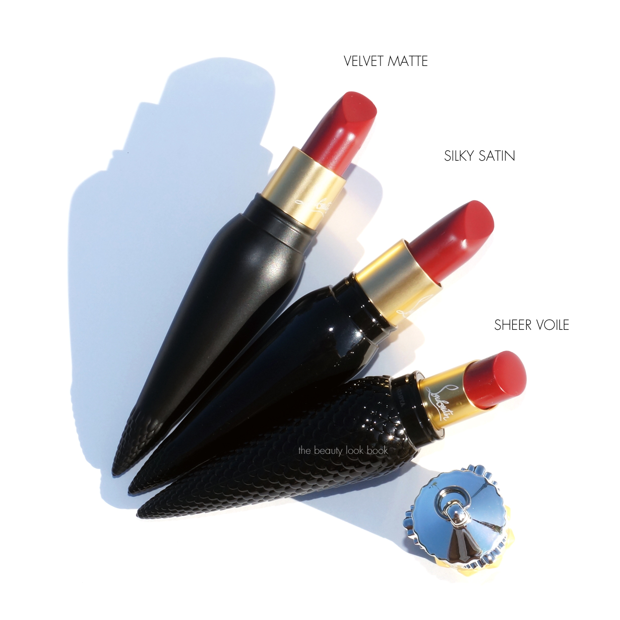 f34a0f8b00c Christian Louboutin Lip Colours  Rouge Louboutin