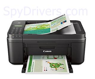 Canon MX492 printer driver