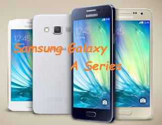 Harga Terbaru Samsung Galaxy A Series