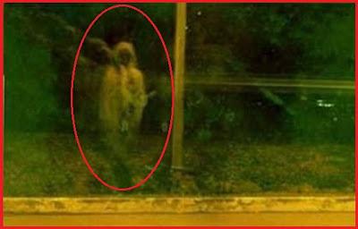 Image result for hantu lelaki berdiri di simpang jalan