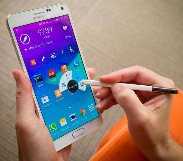 Thay màn hình Note 4 tại MaxMobile