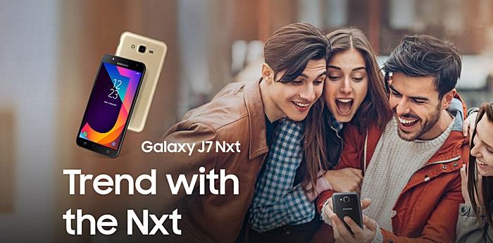 Samsung Rilis Galaxy J7 Nxt dan akan tersedia di Indonesia