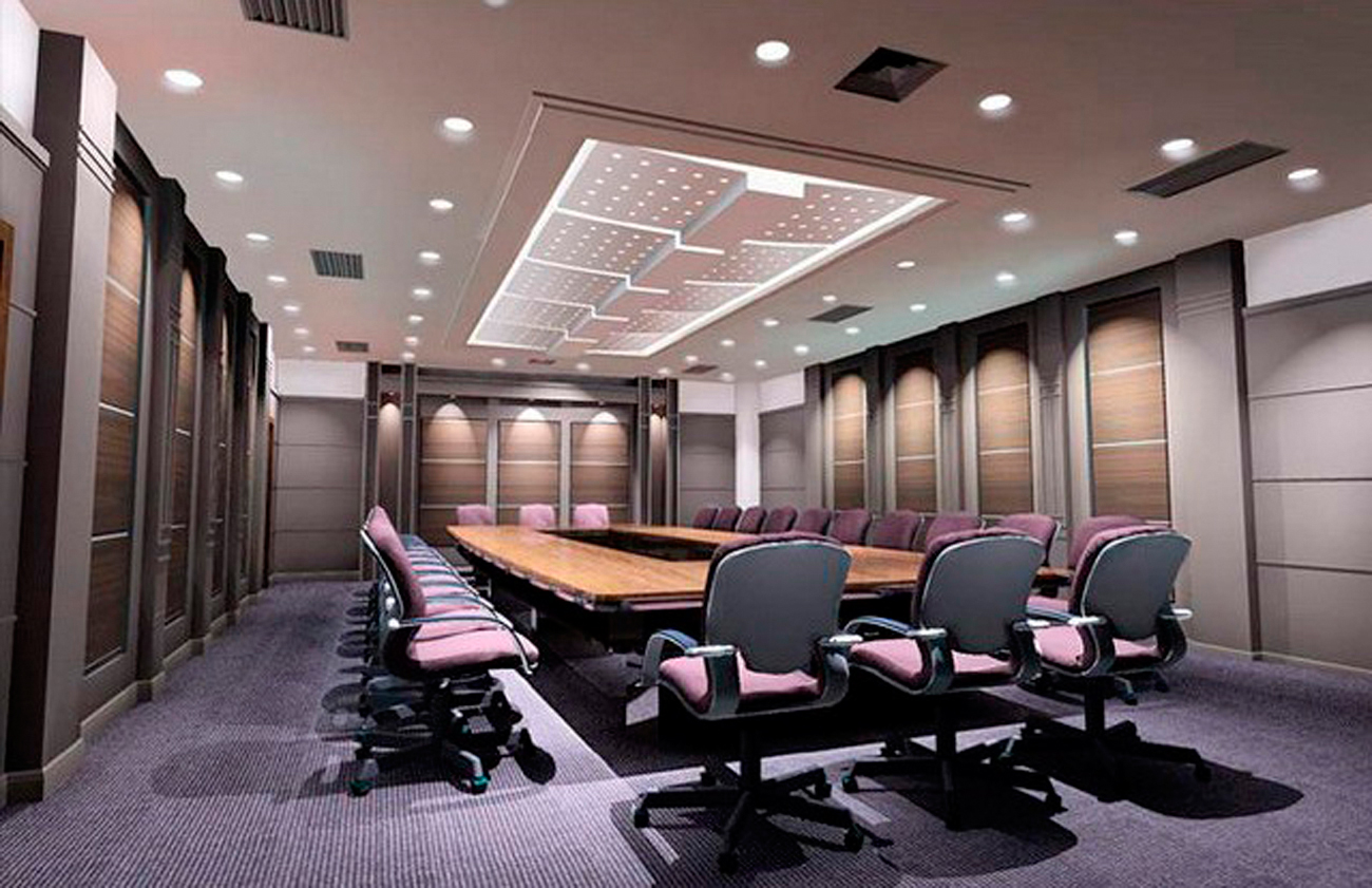 Meeting Room Design Interior Design And Furnishing For Office Interior Design