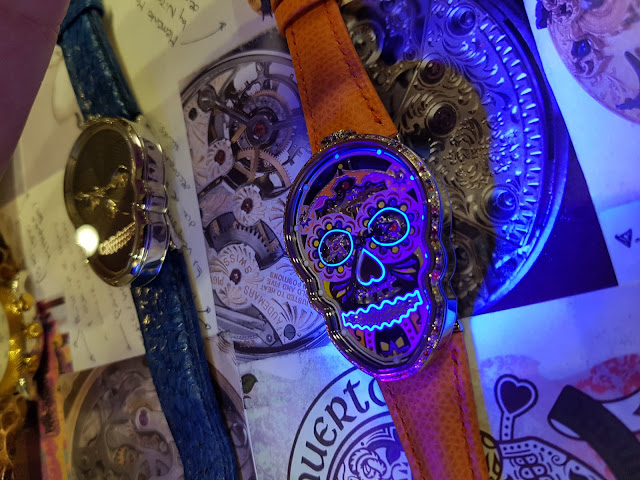 "The Petit Skull (Celebration) ""Eternity"" Superluminova"