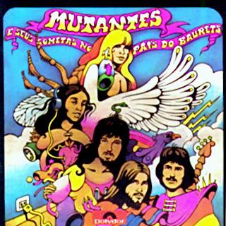 discografia dos mutantes para