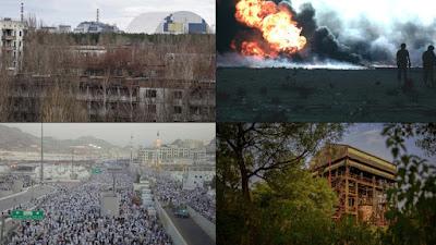 7 desastres históricos provocados por el hombre