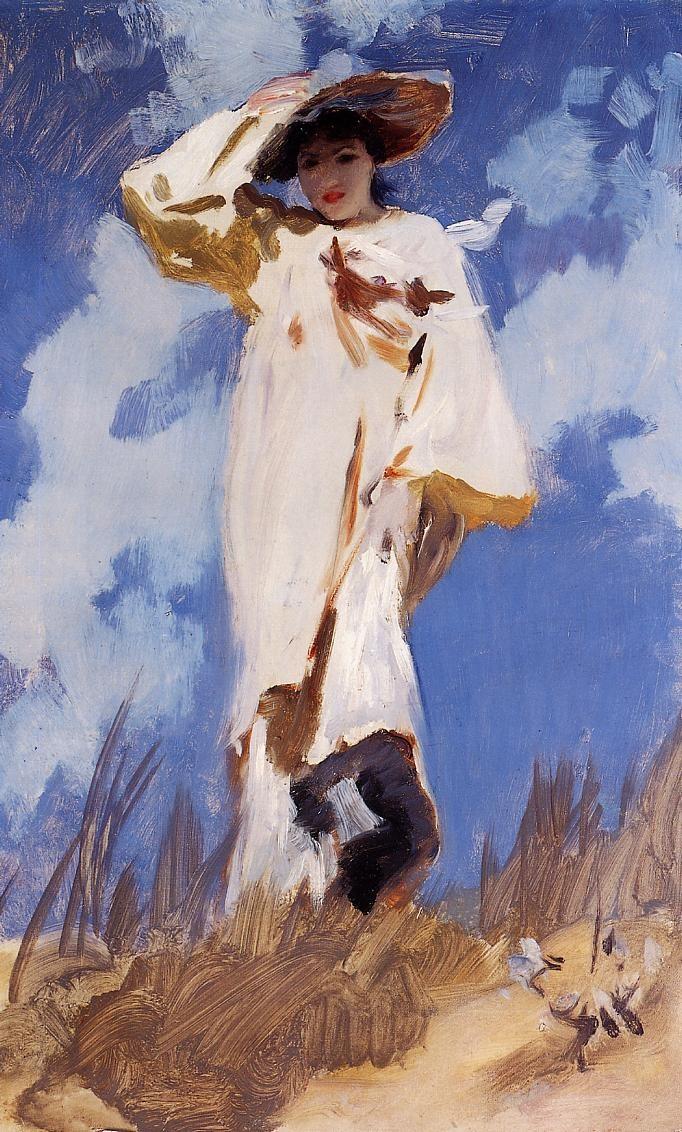 Solitary Dog Sculptor I Painter John Singer Sargent Part 1 13