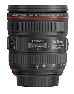 Canon EF 24-70mm f/4L IS USM Lens: Links to professional / consumer reviews