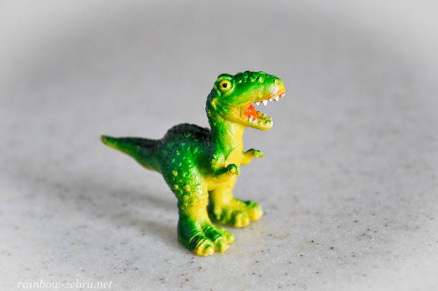 Динозавры наступают...