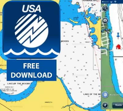 Boating USA Apk for Android paid Full