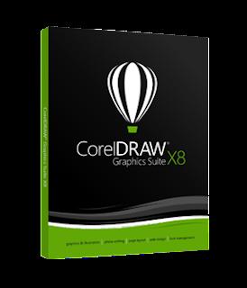 CorelDRAW Graphics Suite X8 18.0.0.448 Retail Full โปรแกรมการออกแบบกราฟิกที่ดีที่สุด