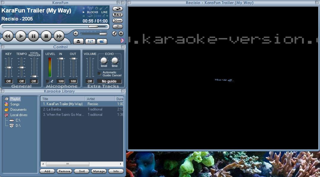 Software Karaoke KaraFun