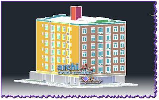 download-autocad-cad-dwg-file-apartment-building-3d