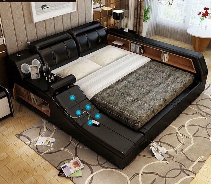 سرير الاحلام 2018 Attractive Furniture