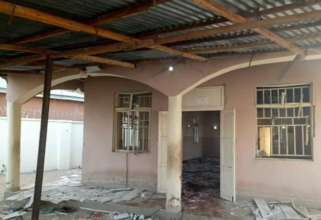mubi mosque bomb blast