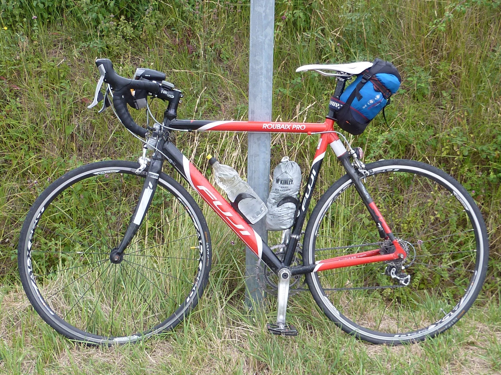 Ultralight Bicycle Touring Equipment Reviews