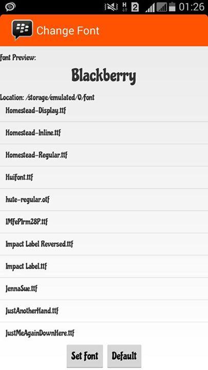 BBM MOD MIUI VERSI 2.8.0.21 APK