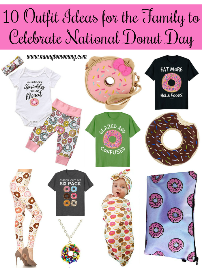Donut Family Outfits