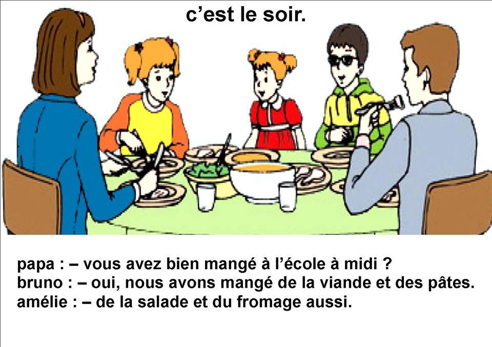 موسوعة المعلم والتلميذ Message De Lecture Pour 3eme Annee