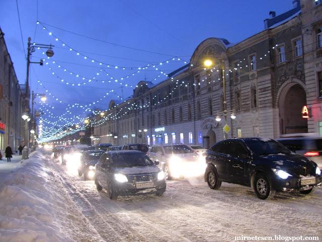 Тверь - Советская улица