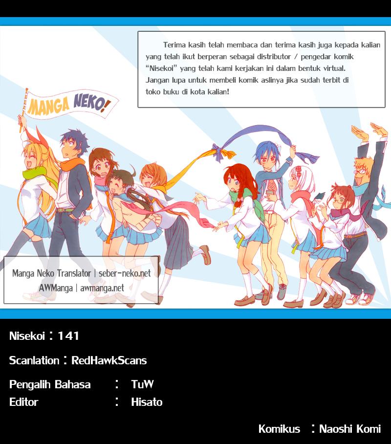 Komik nisekoi 141 - ketulusan 142 Indonesia nisekoi 141 - ketulusan Terbaru 21|Baca Manga Komik Indonesia|