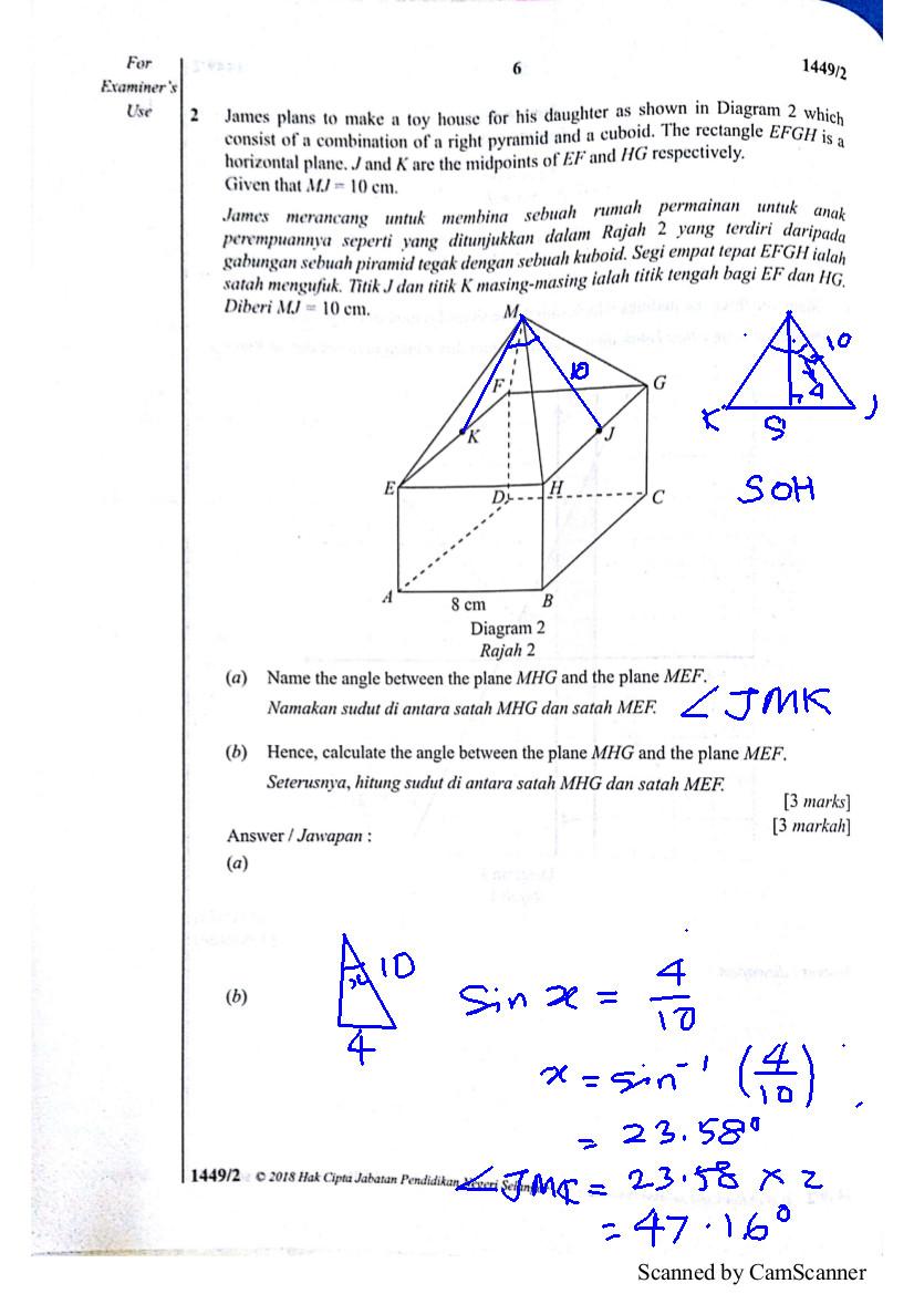 Cikgu Azman: SPM 2018 Selangor Set B Matematik Skema ...